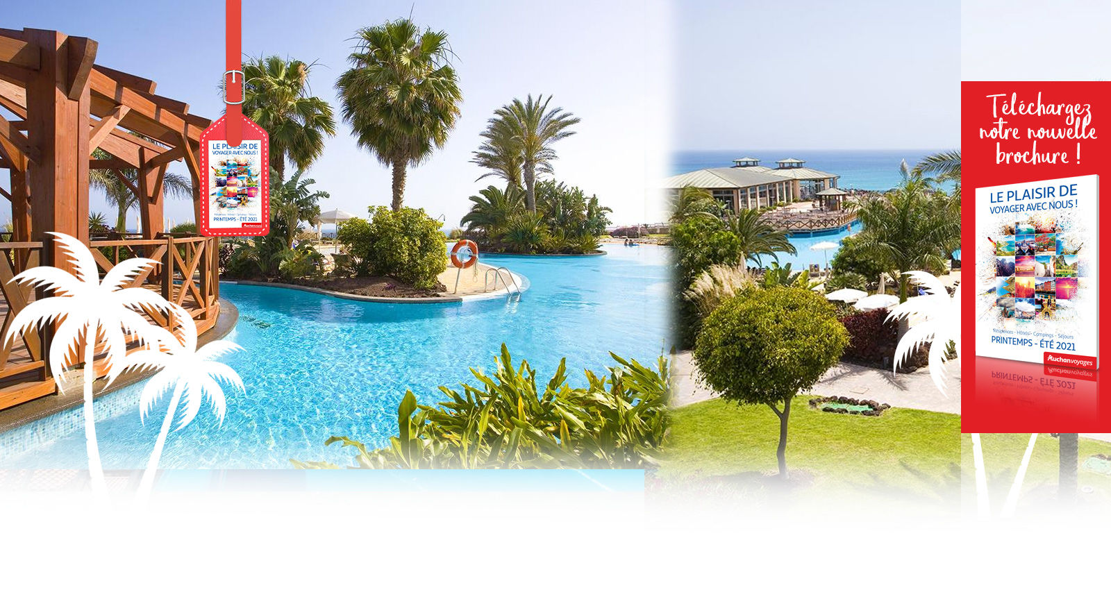 Hôtel Pajara Beach 4*