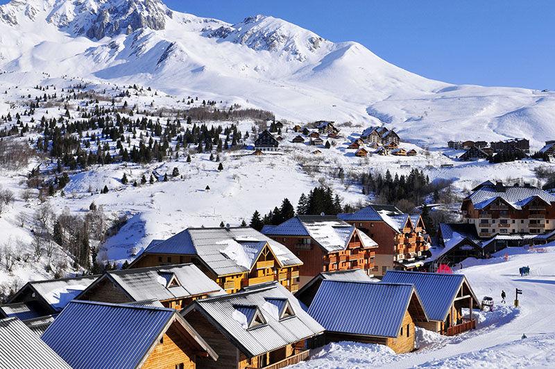 Résidence Le Village Gaulois 3*